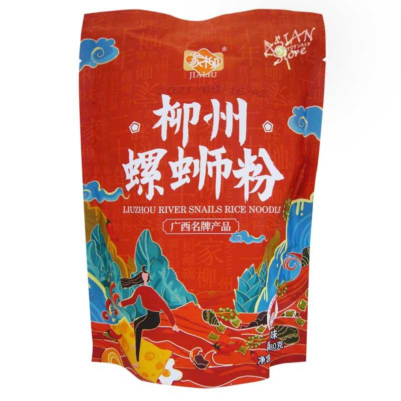 【常温便】JIALIU リュウジョウ ルオスーフェン麻辣味/家柳 柳州螺獅粉(麻辣味) 280g