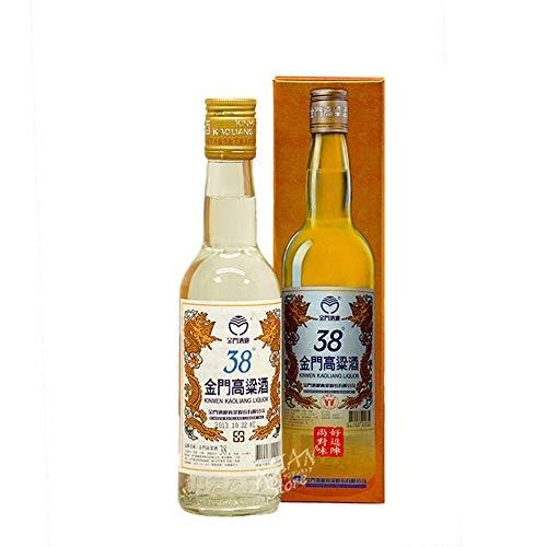【常温便】【白酒】金門高粱酒38度300ml