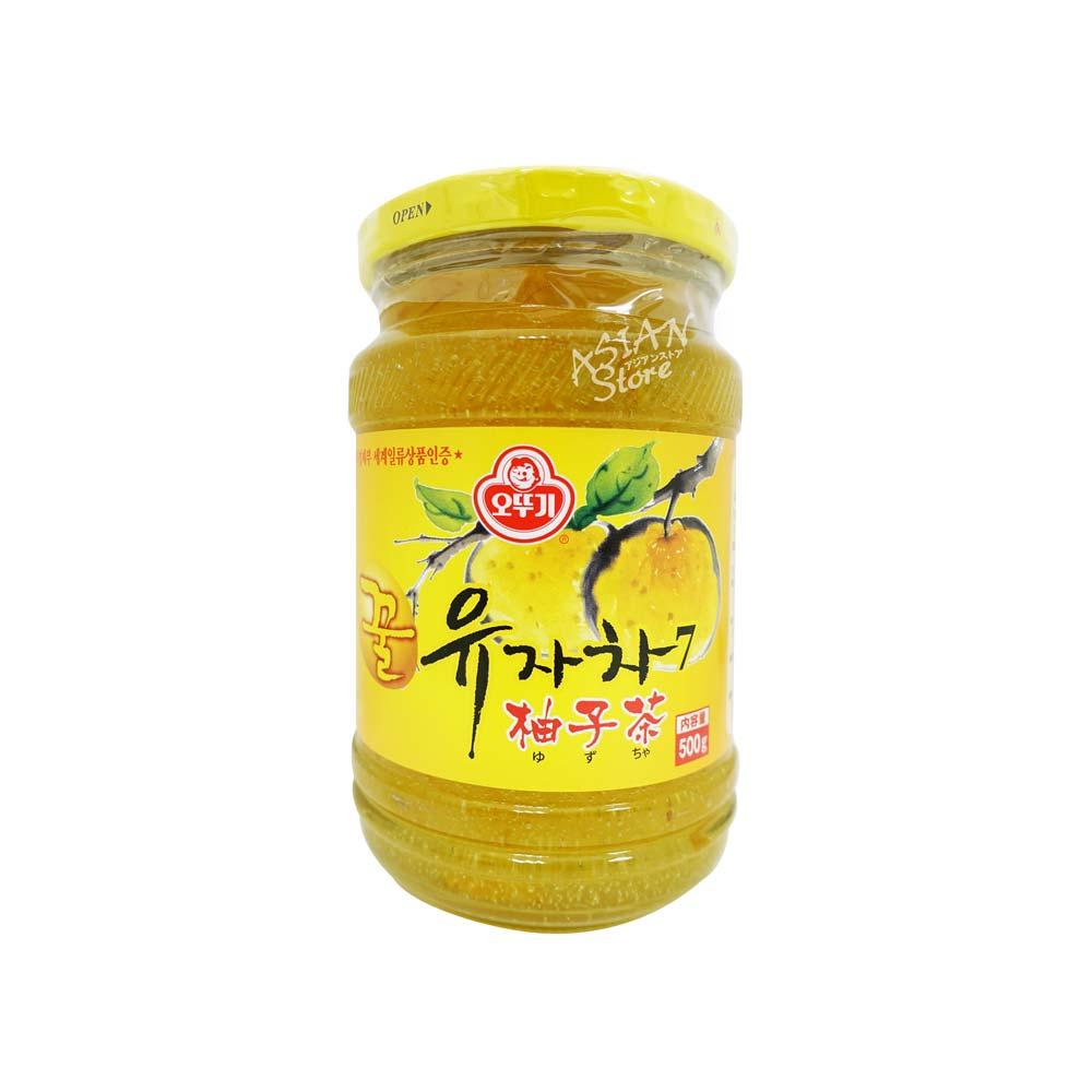 【常温便】オトギ蜂蜜柚子茶/韓国蜂蜜柚子茶500g