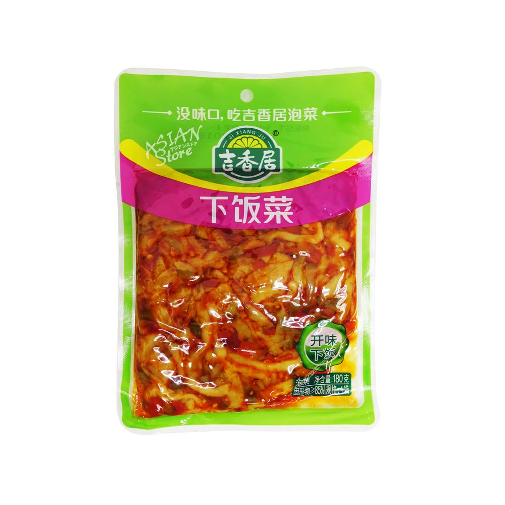 【常温便】【よりどり対象商品】吉香居美味いザーサイ合わせ/吉香居下飯菜180g
