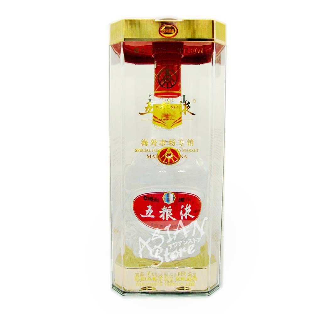 【常温便】【白酒】高級白酒ゴリョウエキ/五粮液39度500ml
