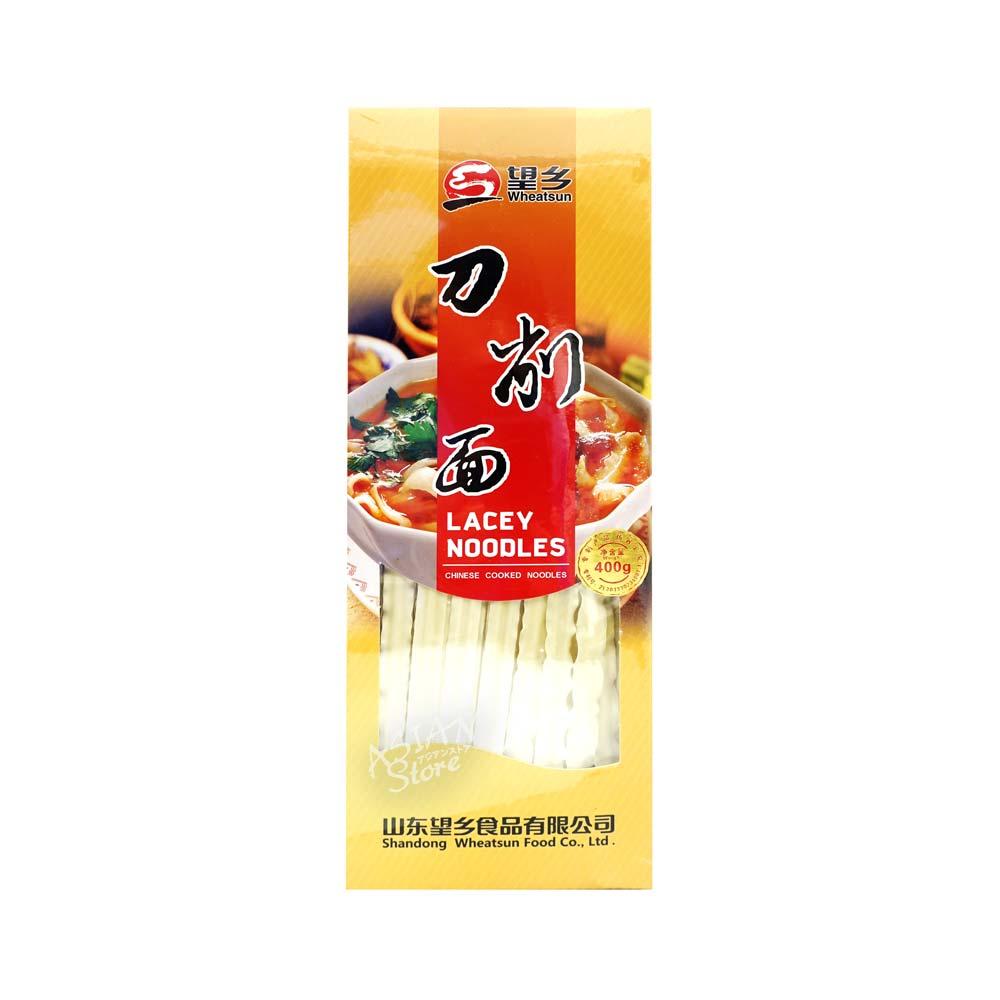 【常温便】望郷四川風干うどん/望郷四川刀削面400g