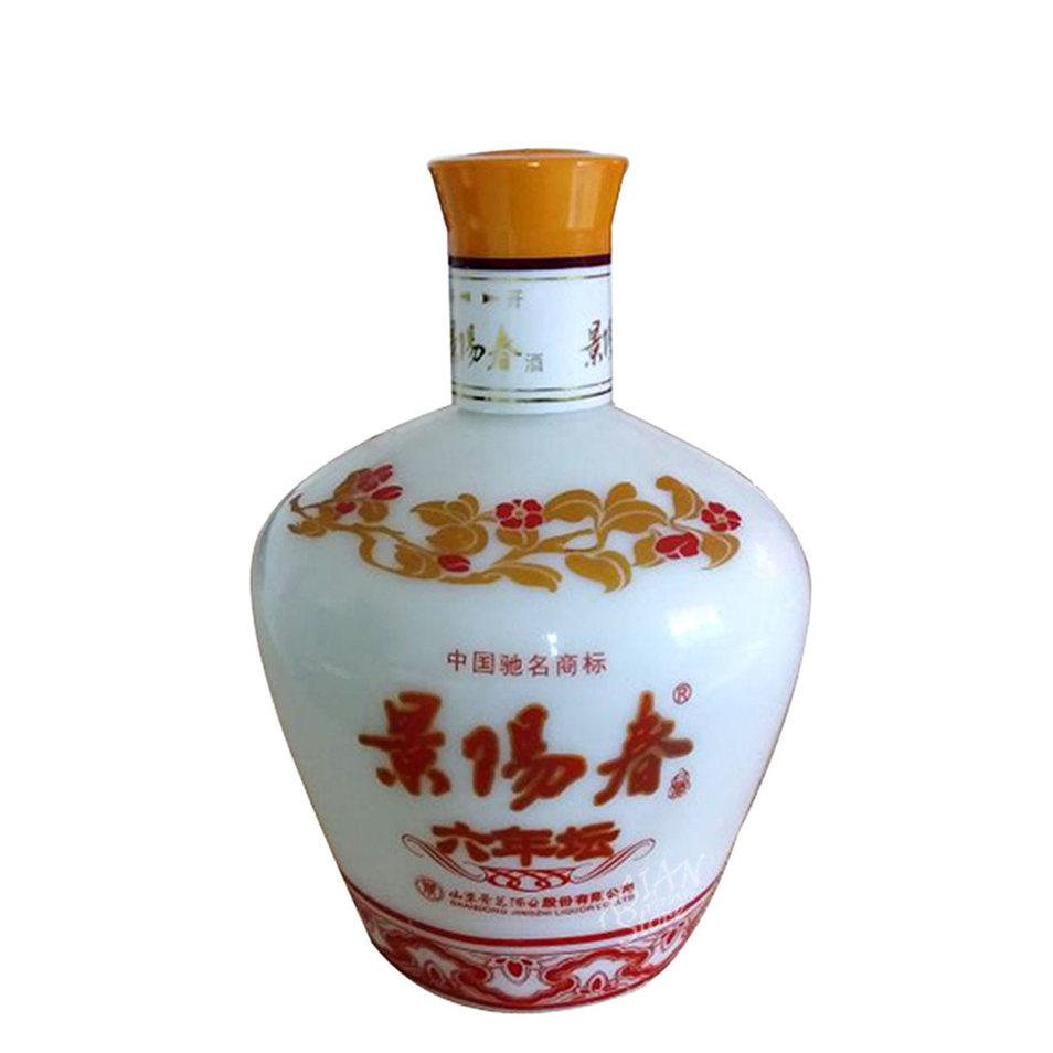 【常温便】【白酒】景陽春六年壇500ml/35度