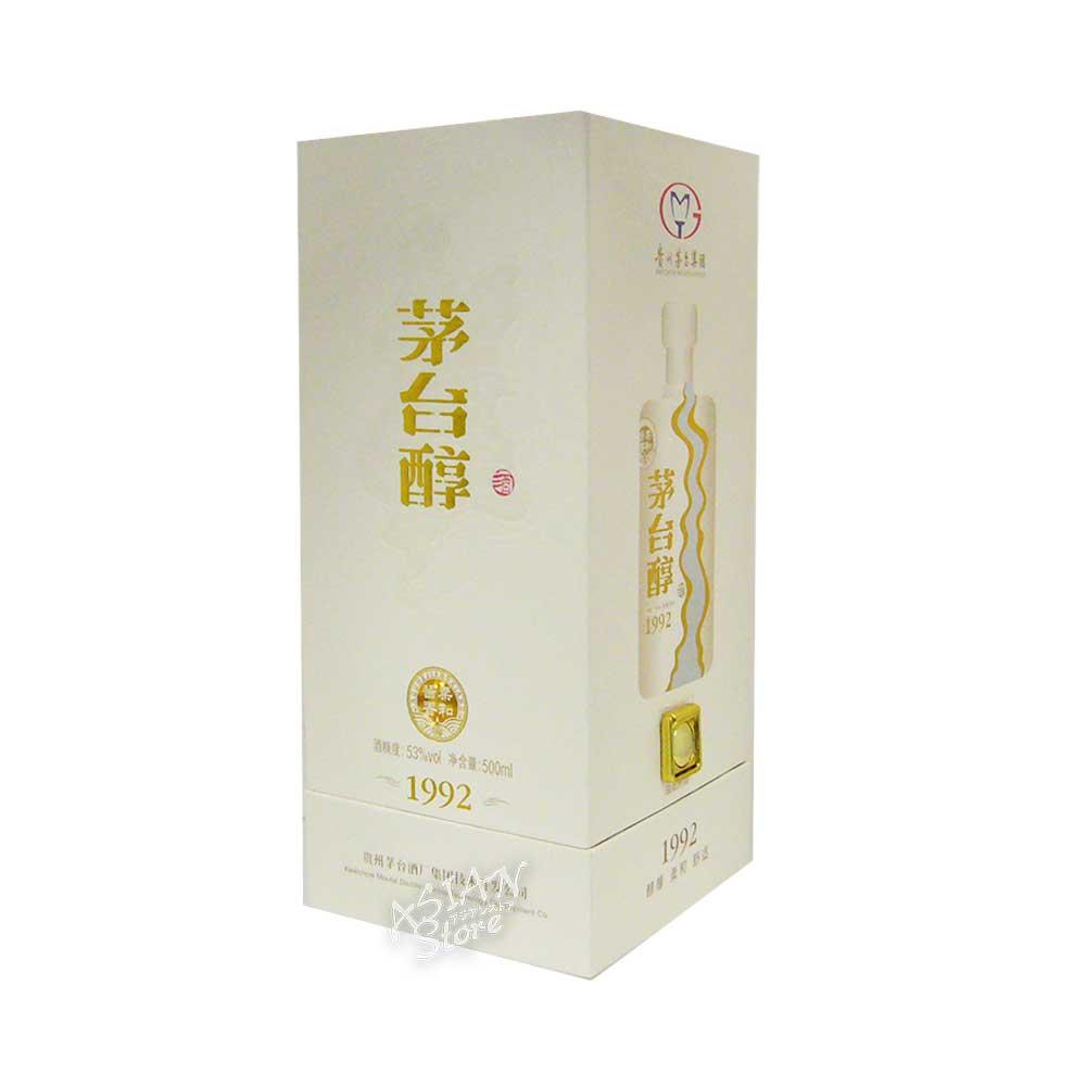 【常温便】【白酒】茅台醇(マオタイジュン)1992年 53度 500ml