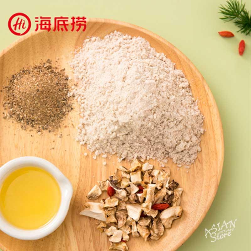 【常温便】火鍋の素 キノコ味/海底撈菌湯火鍋底料150g