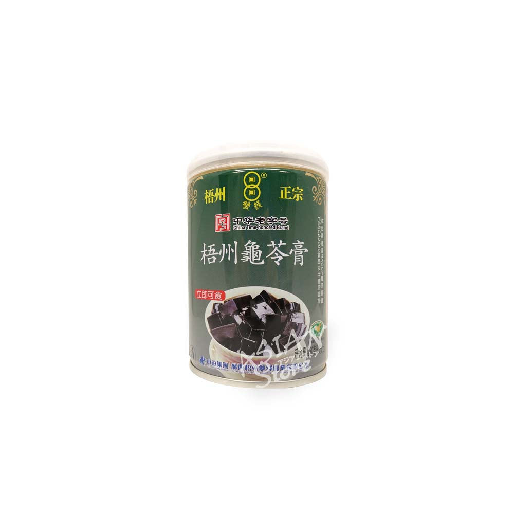 【常温便】カメゼリー(亀苓膏)/吾州双銭亀苓膏250g