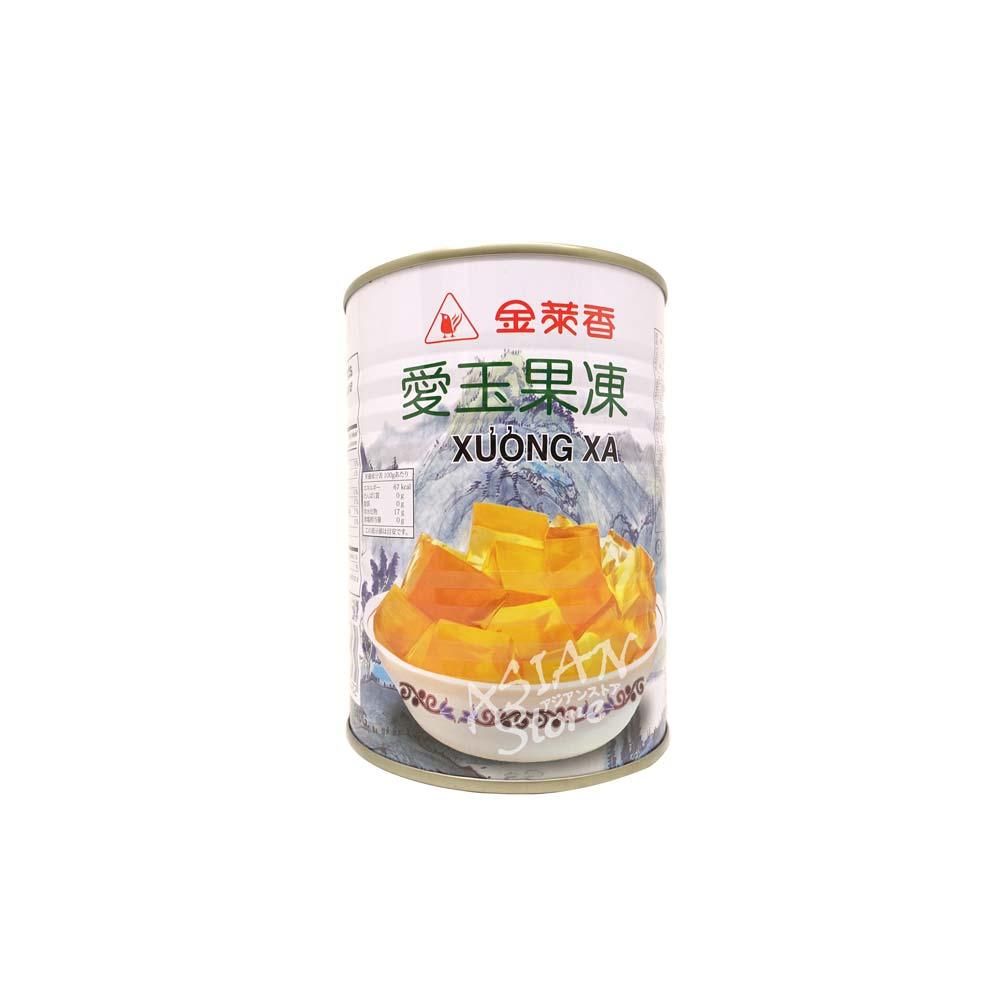 【常温便】愛玉ゼリー/金莱香愛玉果凍540g