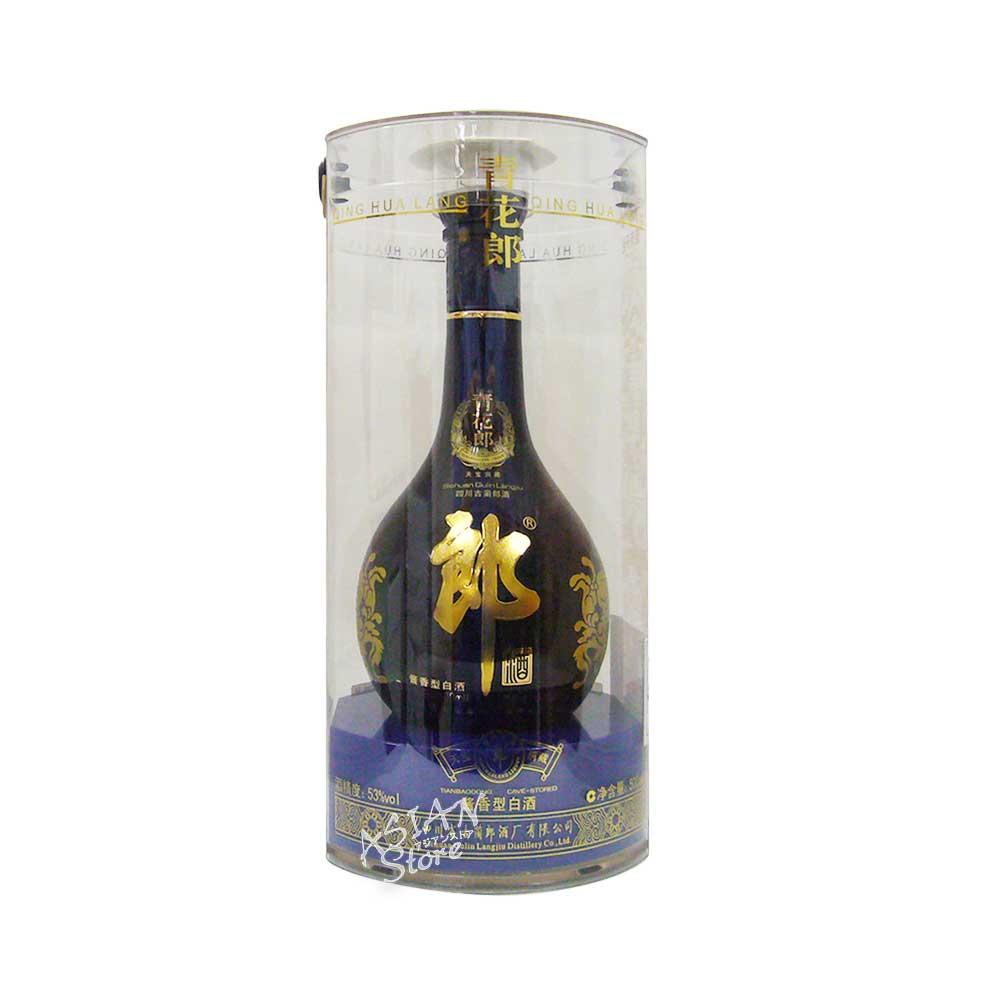 【常温便】【白酒】青花郎酒 (アオハナロウシュ) 53度 500ml