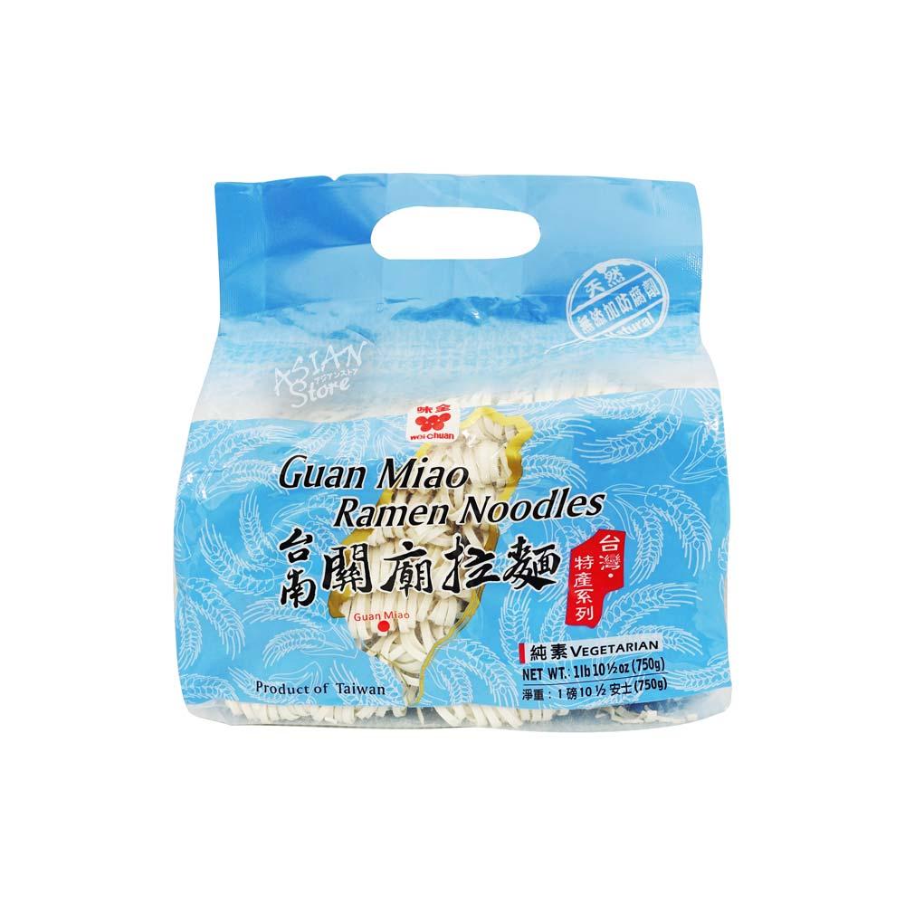 【常温便】台湾関廟中華ラーメン/台南関廟拉麺750g