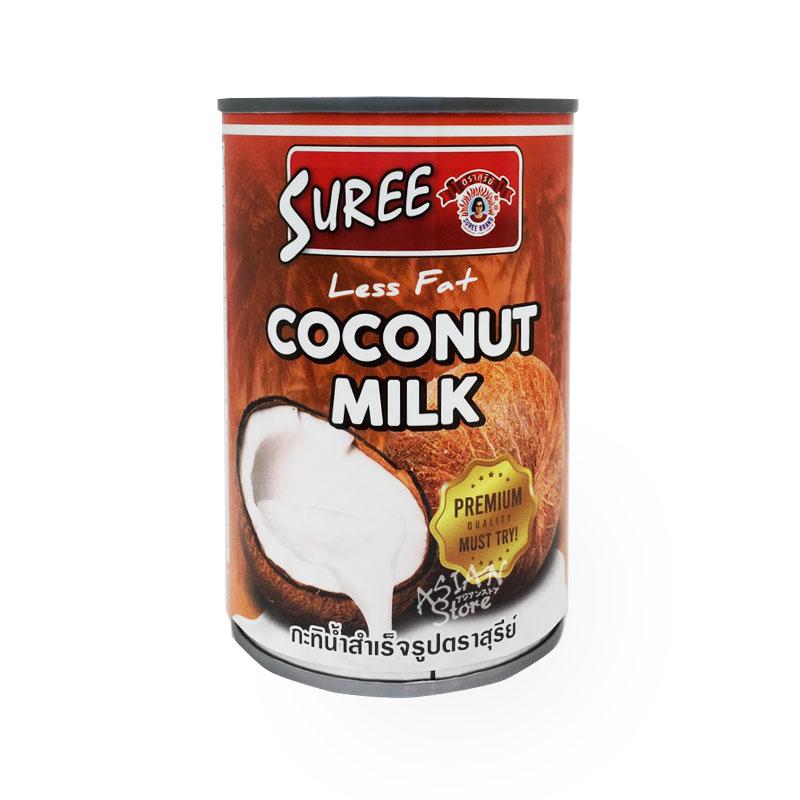 【常温便】ココナッツミルク(調製品)/SUREE泰国特濃椰漿400ml