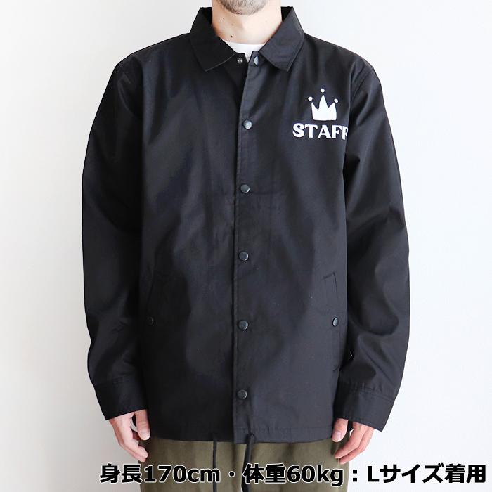 andR;21SS 5th Anniversary スタッフジャンパー 【受注生産】
