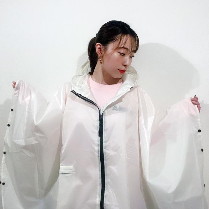 andR 【防災】レインポンチョ 【即納可能】