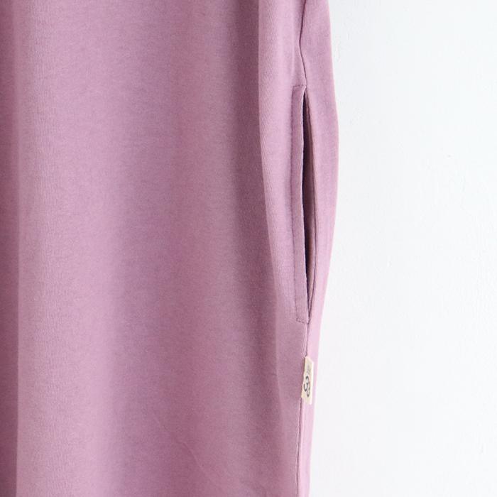 サガラうさぎ INポケット 半袖 ワンピース