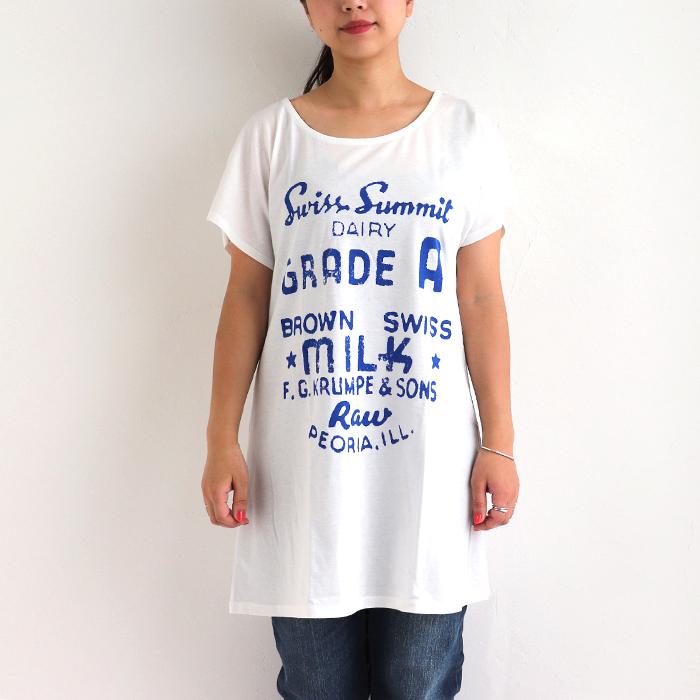 Grade A プリント チュニック