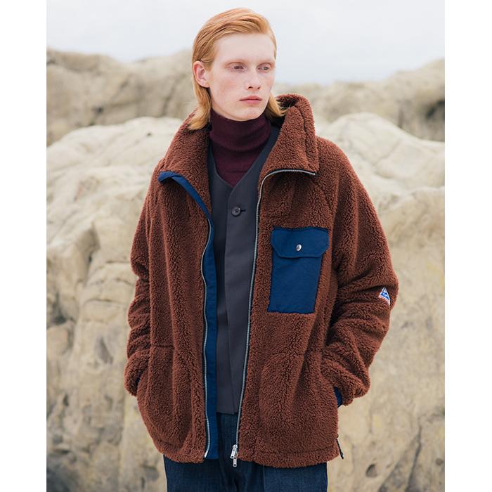 CAPE HEIGTS(ケープハイツ) Mens RIVAS Fleece