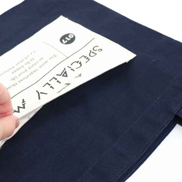 andR;21SS SPECIALLY プリント生地 トートバッグ 【受注生産】