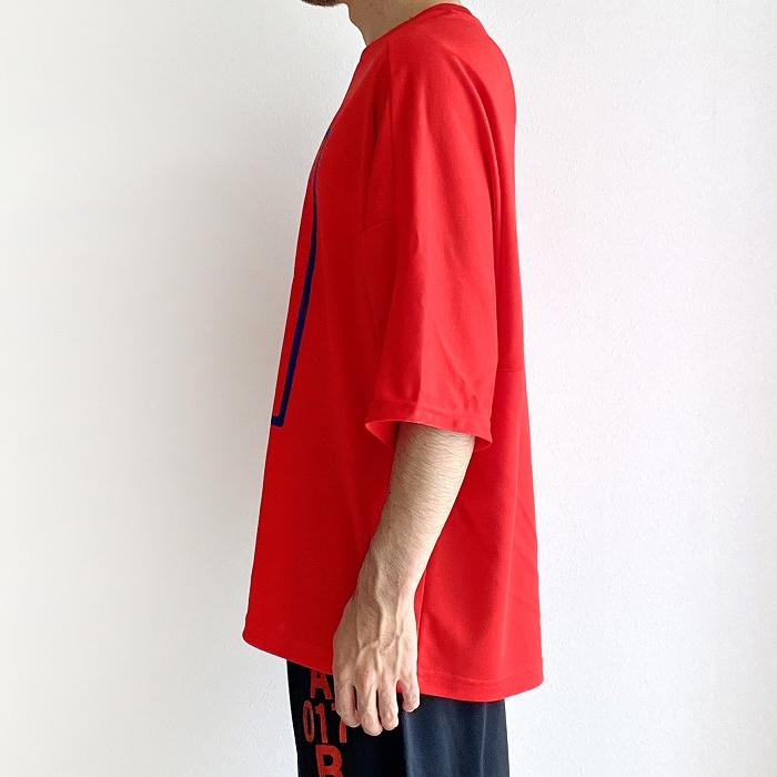 andR; 【特別プライス】ドライ ルーズTシャツ【受注生産】