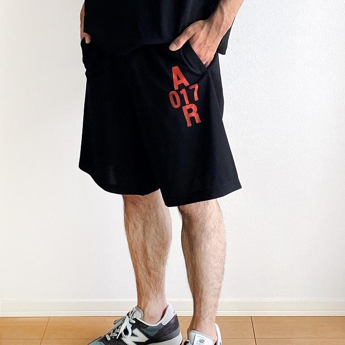 andR; 【特別プライス】ドライ ハーフパンツ【受注生産】