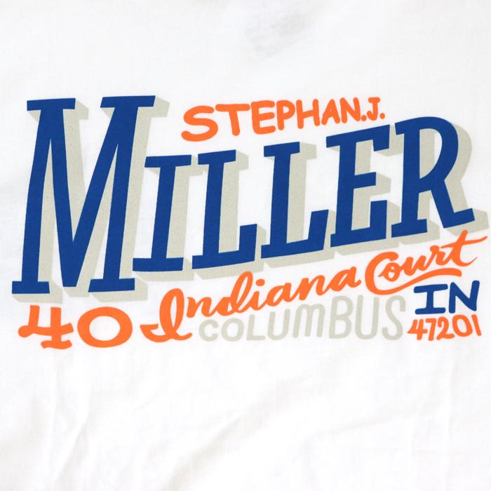 MILLER BIG Tシャツ