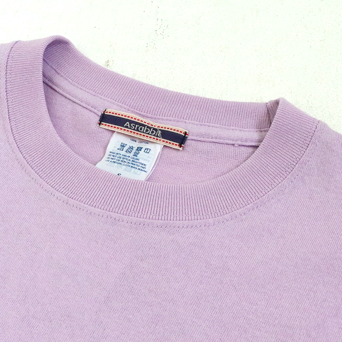 RABBY プリント レギュラー Tシャツ