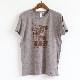 バーガープリント 半袖 Tシャツ