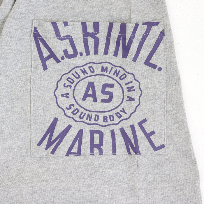 A.SHINTLプリント 半袖 ワンピース