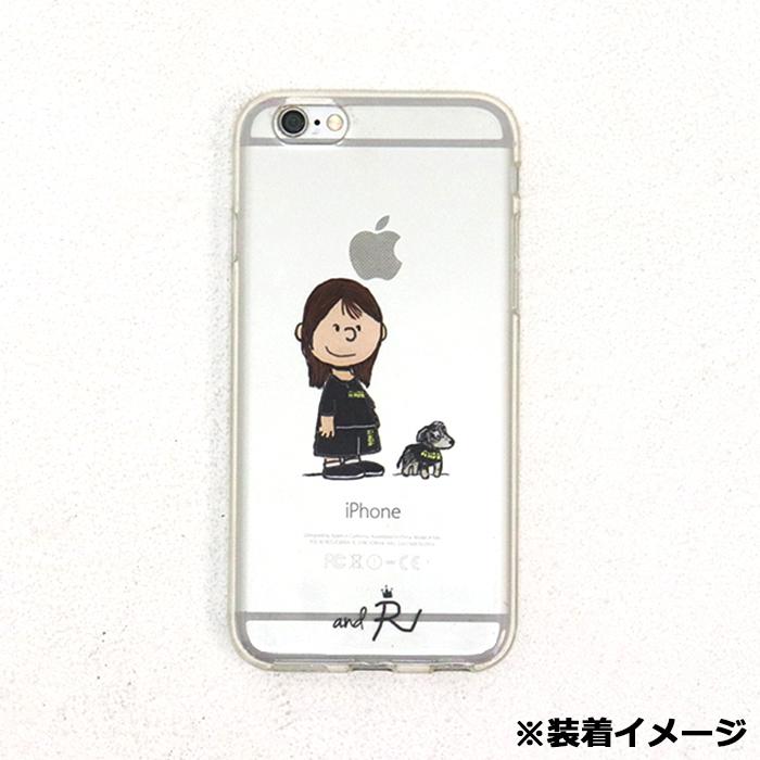 andR;21SS 【イラストシリーズ】 スマホケース(iPhone) 【受注生産】