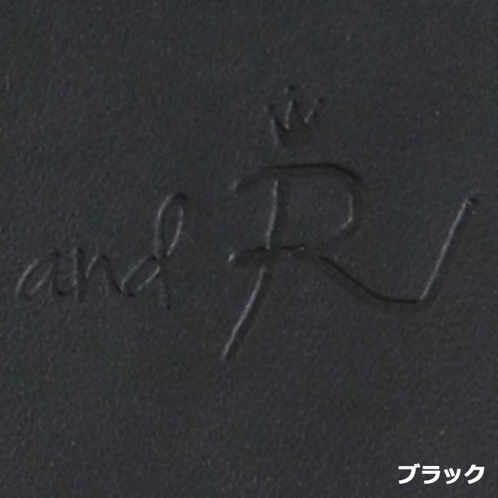 andR:20Xmas レザー名刺ケース 【名入れ】 【受注生産】