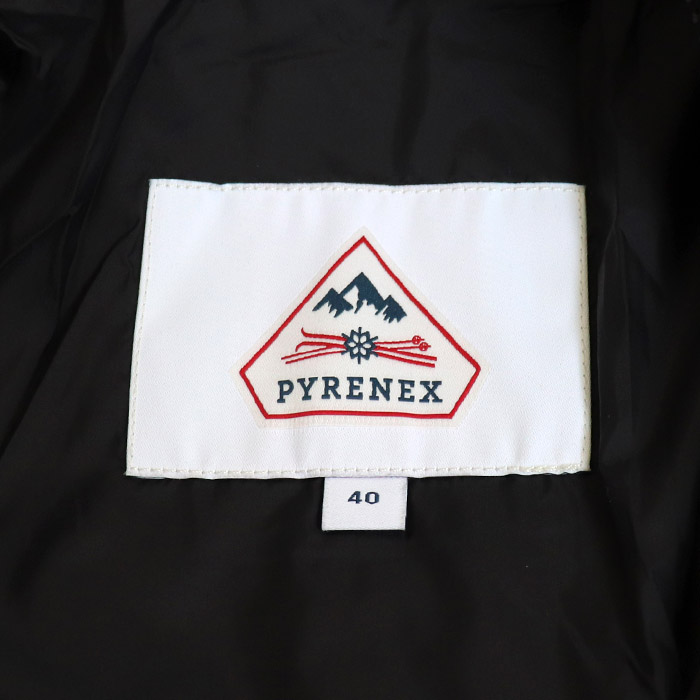 PYRENEX(ピレネックス) SPOUTNIC LONG - スプートニック ロング -