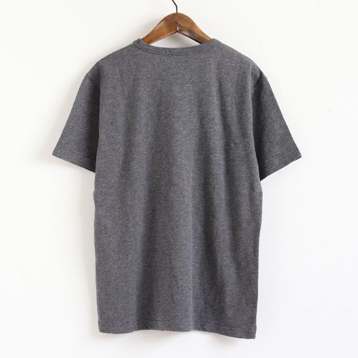 CANCUN プリント 半袖Tシャツ