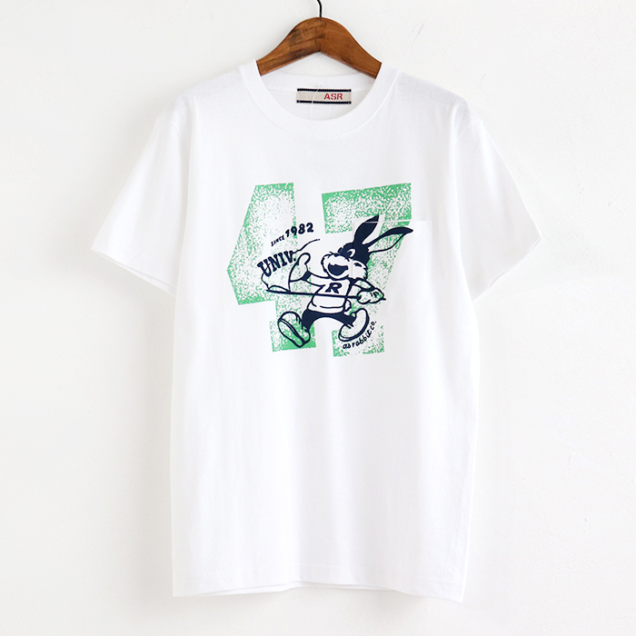 トートバッグ付き プリント 半袖Tシャツ