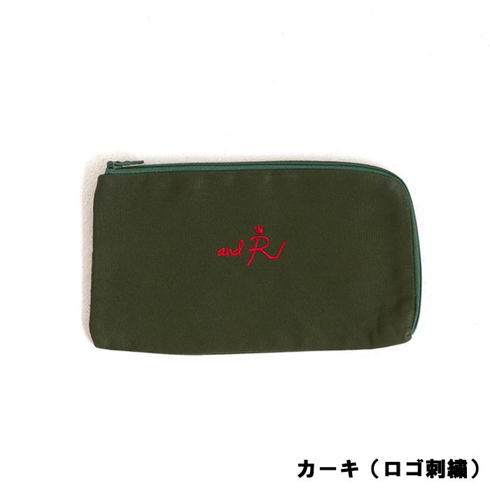 ≪andR≫ 20SS マスクポーチ 【即納可能】