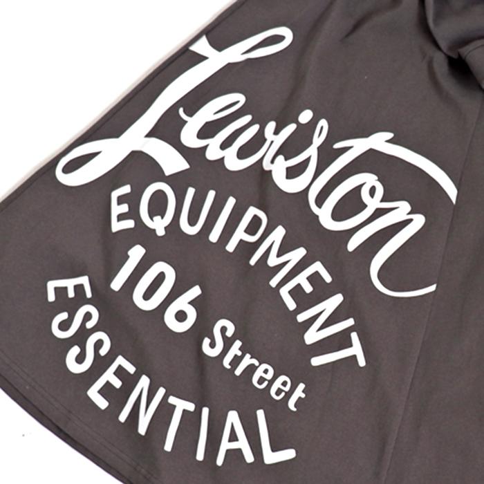 【再入荷】 Lewiston プリント 8枚ハギ スカート