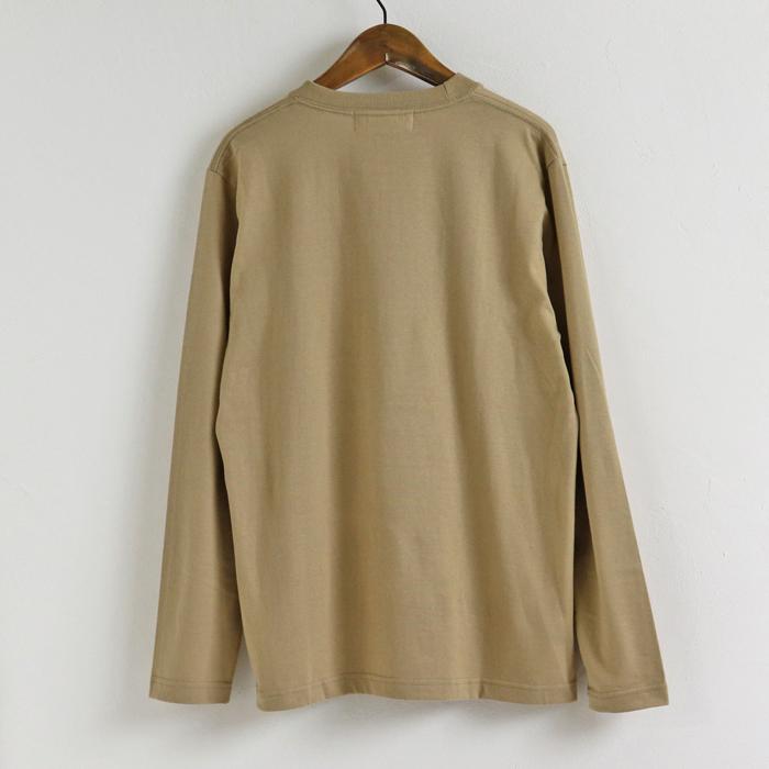 GARCIA プリント 長袖Tシャツ