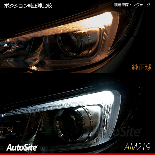 ウェッジ球 T10 LEDラゲッジ ルームランプ ポジション ナンバー灯 EPISTAR 1206 SMD-LED×8 12v 普通車 ショートタイプ 番号灯 ライセンス 車幅灯 スモール マップランプ LED AM219 2球入 ホワイト [メール便]
