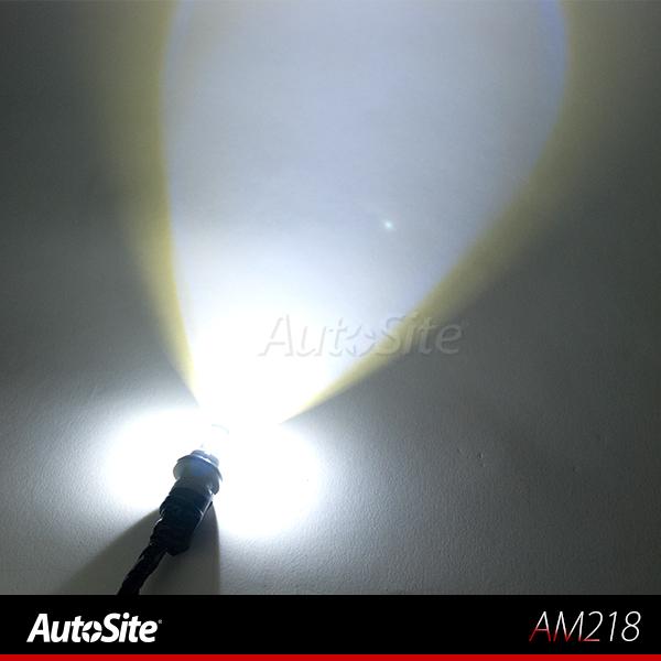 LEDポジション ナンバー灯 T10 ウェッジ球 SAMSUNG 5730 SMD-LED×6 12v 普通車 番号灯 ライセンス 車幅灯 スモール LED AM218 2球入 ホワイト [メール便]