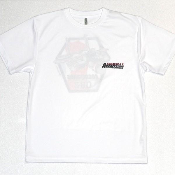 飛行教導群AGGRESSORS(小松基地)アグレスイーグル082Tシャツ