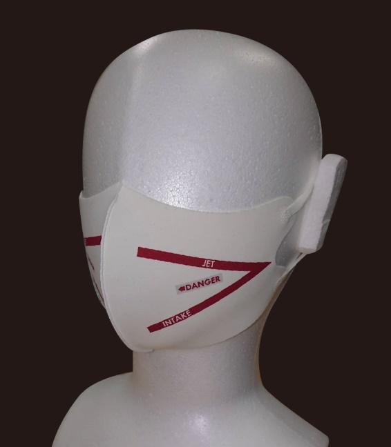 ジェット エア インテイク マスク(F-4仕様)