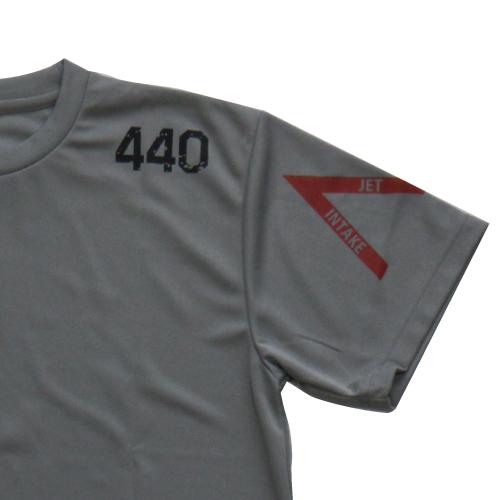 F-4 PHANTOM (百里基地)Tシャツ シルバー