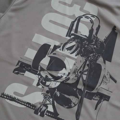 301TFS F-4PHANTOM-Tシャツ ドライメッシュ(百里基地)
