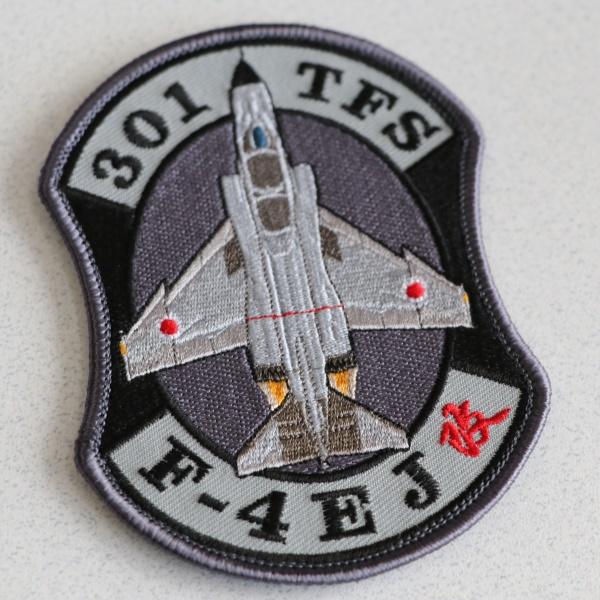 301TFS F-4EJ改 ファントムライダー GRY (百里基地)俵型