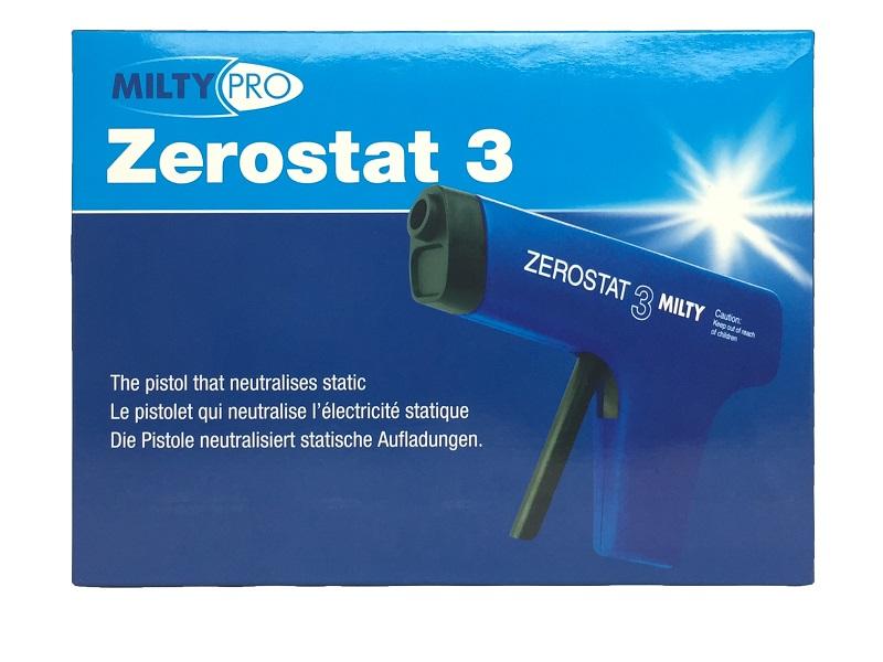 MILTY PRO Zerostat3(ゼロスタット3)