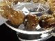 太陽ルチル(ヘマタイト入りゴールドルチル) ブレスレット 14.4� 5A