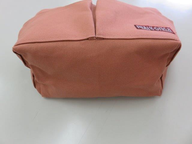 ポケットバッグ小 全11色倉敷帆布 3年保証 はんぷ工房結