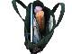 ポケットバッグ取手短(11色倉敷帆布、3年保証) 【はんぷ工房結】【納期約1〜4週間】