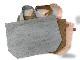 羊柄トートバッグ大 3色倉敷帆布 3年保証 はんぷ工房結
