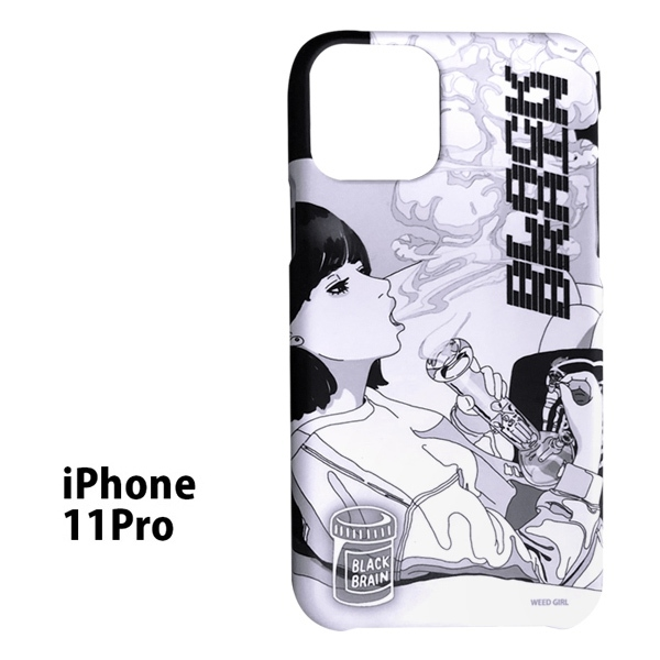 BBC Weed Girl Cellphone Cover