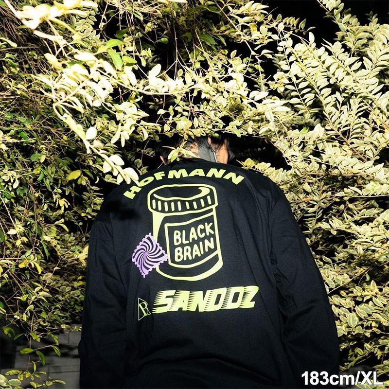 SANDOZ FC LS Tee