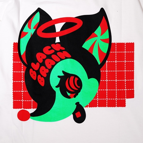 Fractalized Bambi LS Tee
