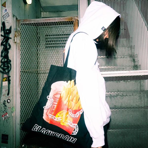 Potato Brain Tote Bag